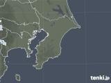 2020年08月16日の千葉県の雨雲レーダー