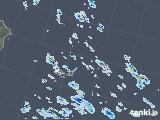 2020年08月16日の沖縄県(宮古・石垣・与那国)の雨雲レーダー