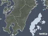 2020年08月17日の宮崎県の雨雲レーダー