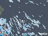 2020年08月17日の沖縄県(宮古・石垣・与那国)の雨雲レーダー