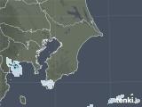 2020年08月18日の千葉県の雨雲レーダー
