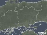 雨雲レーダー(2020年08月18日)