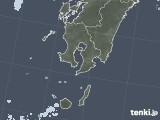 2020年08月18日の鹿児島県の雨雲レーダー