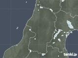 2020年08月18日の山形県の雨雲レーダー