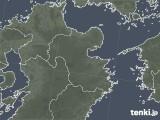 2020年08月19日の大分県の雨雲レーダー
