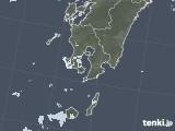 2020年08月19日の鹿児島県の雨雲レーダー
