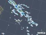 2020年08月19日の沖縄県(宮古・石垣・与那国)の雨雲レーダー