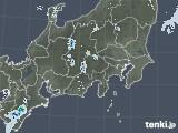 2020年08月20日の関東・甲信地方の雨雲レーダー