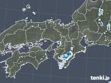 雨雲レーダー(2020年08月20日)