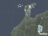 2020年08月20日の石川県の雨雲レーダー