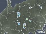 2020年08月20日の長野県の雨雲レーダー