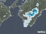 2020年08月20日の和歌山県の雨雲レーダー
