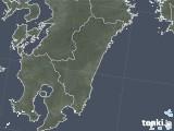 2020年08月20日の宮崎県の雨雲レーダー