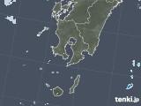2020年08月20日の鹿児島県の雨雲レーダー
