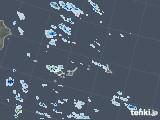 2020年08月20日の沖縄県(宮古・石垣・与那国)の雨雲レーダー
