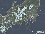 2020年08月21日の関東・甲信地方の雨雲レーダー