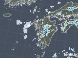 雨雲レーダー(2020年08月21日)