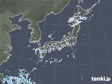 2020年08月21日の雨雲レーダー