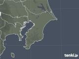 2020年08月21日の千葉県の雨雲レーダー