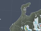 2020年08月21日の石川県の雨雲レーダー