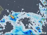 2020年08月21日の沖縄県(宮古・石垣・与那国)の雨雲レーダー