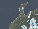 2020年08月22日の石川県の雨雲レーダー