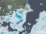 2020年08月23日の千葉県の雨雲レーダー