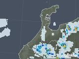 2020年08月23日の石川県の雨雲レーダー