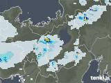 2020年08月23日の滋賀県の雨雲レーダー