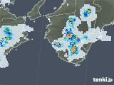 2020年08月23日の和歌山県の雨雲レーダー
