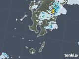 2020年08月23日の鹿児島県の雨雲レーダー