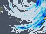 2020年08月23日の沖縄県(宮古・石垣・与那国)の雨雲レーダー