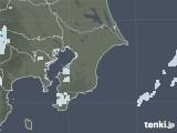 2020年08月24日の千葉県の雨雲レーダー