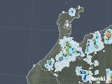 2020年08月24日の石川県の雨雲レーダー