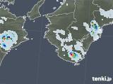 2020年08月24日の和歌山県の雨雲レーダー