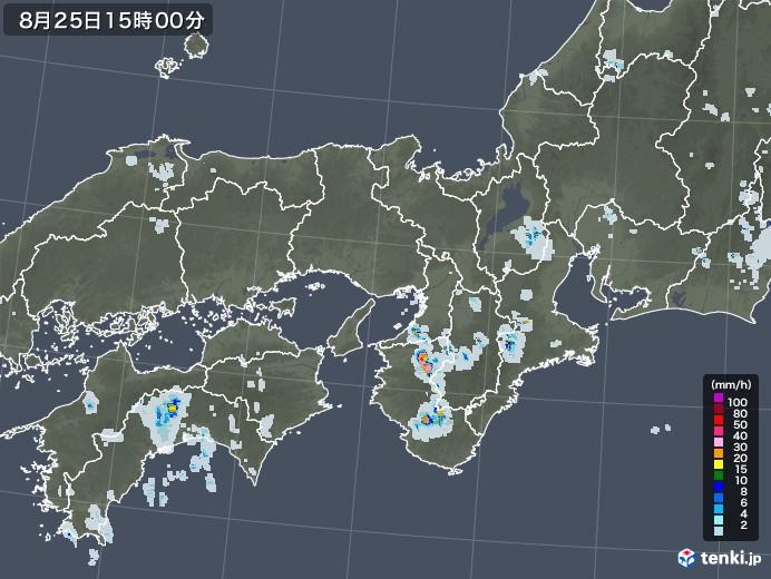 予報 レーダー 京都 雨雲 天気