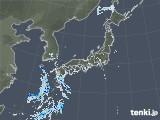 雨雲レーダー(2020年08月25日)