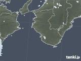 2020年08月26日の和歌山県の雨雲レーダー