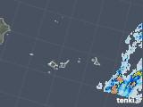 2020年08月26日の沖縄県(宮古・石垣・与那国)の雨雲レーダー