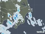 2020年08月27日の千葉県の雨雲レーダー