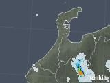 2020年08月27日の石川県の雨雲レーダー