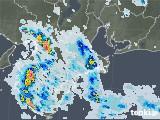 雨雲レーダー(2020年08月27日)
