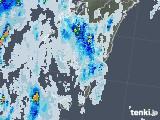 2020年08月27日の鹿児島県の雨雲レーダー