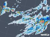 2020年08月27日の沖縄県(宮古・石垣・与那国)の雨雲レーダー
