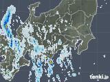 2020年08月28日の関東・甲信地方の雨雲レーダー