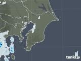 2020年08月28日の千葉県の雨雲レーダー