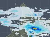 2020年08月29日の道北の雨雲レーダー
