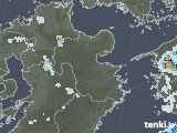 2020年08月29日の大分県の雨雲レーダー