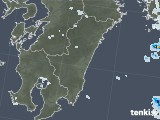 2020年08月29日の宮崎県の雨雲レーダー