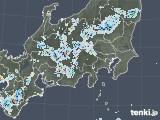 2020年08月30日の関東・甲信地方の雨雲レーダー